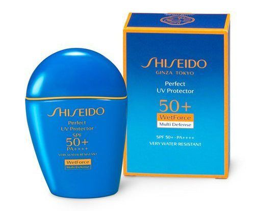 Kem chống nắng Shiseido Wetforce UV Perfect Protector SPF 50