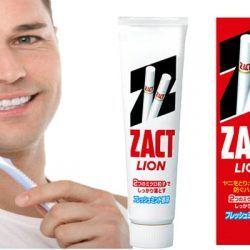 Kem Đánh Răng Zacttrở thành một sự lựa chọn tuyệt vời , có 3 tác dụng chính đó là giúp làm sạchrăng, ngừa sâurăng, chorăngchắc khỏe và sáng bóng