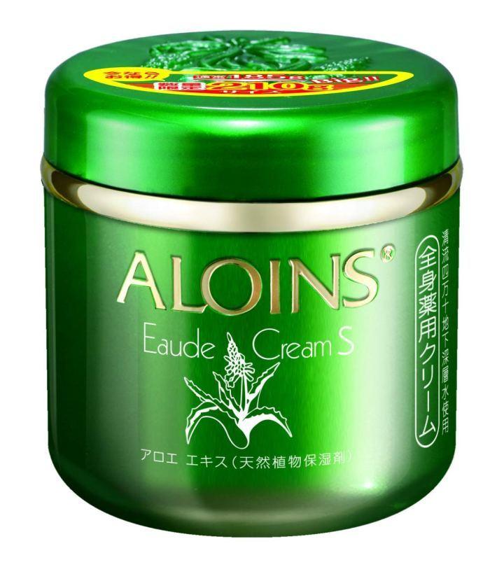 kem dưỡng da Aloins