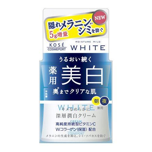 Kem dưỡng Kose Moisture Mild White Cream
