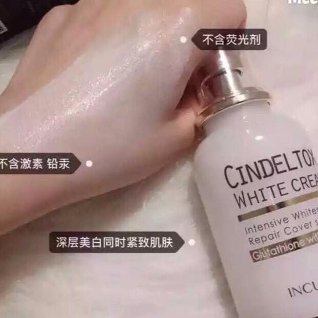 Kem Cindel Tox white cream