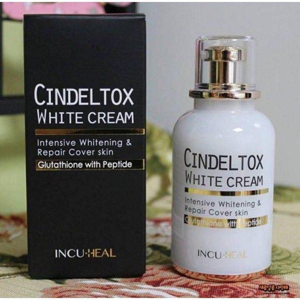 Kem Cindel Tox white cream dành cho những đối tượng nào?