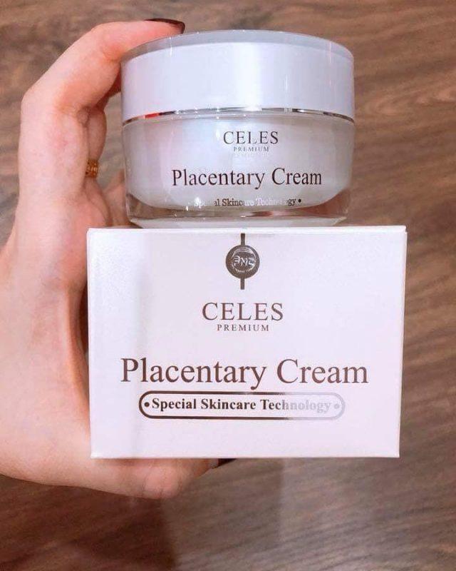 Celes Placentary Cream