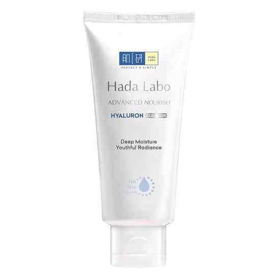 kem rửa mặt Hada Labo