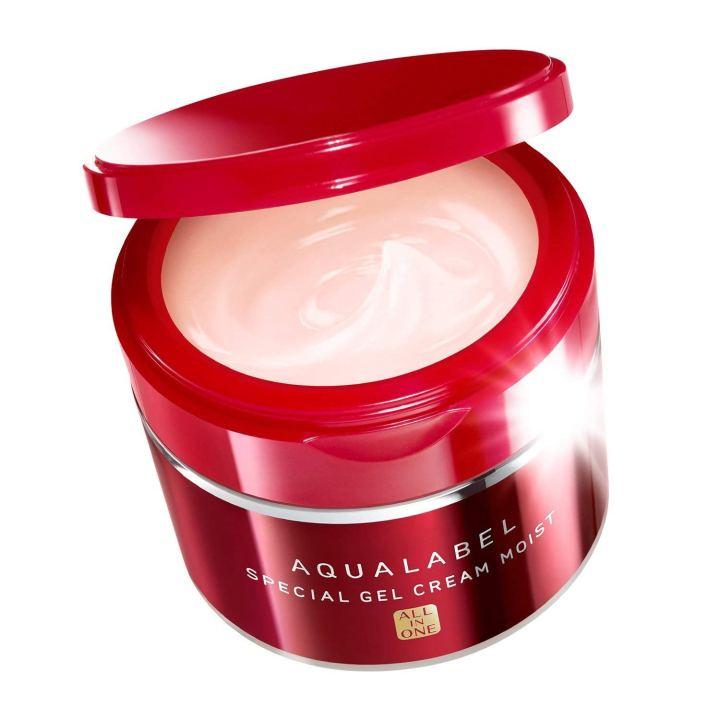 Kem Shiseido aqualabel special gel cream