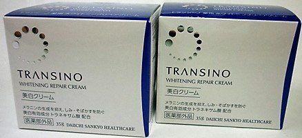 Kem tái tạo da ban đêm Transino Whitening Repair Essence Cream