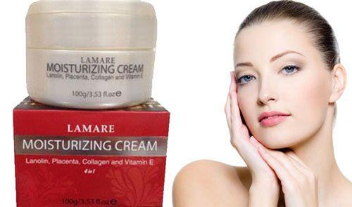 Kem Trắng Da Nhau Thai Cừu Úc Lamare Cream 100g
