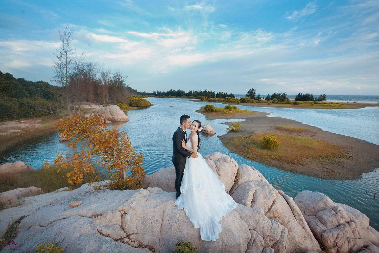 Những địa điểm chụp hình cưới ngoại cảnh Hồ Cốc