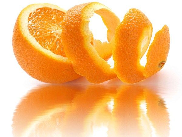 Làm sáng da vùng nách bằng vỏ cam