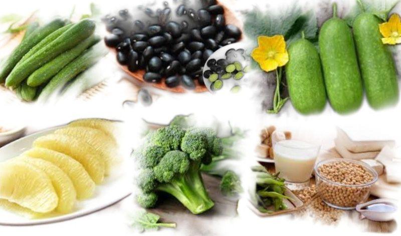 Lựa chọn những loại thực phẩm giảm cân phù hợp