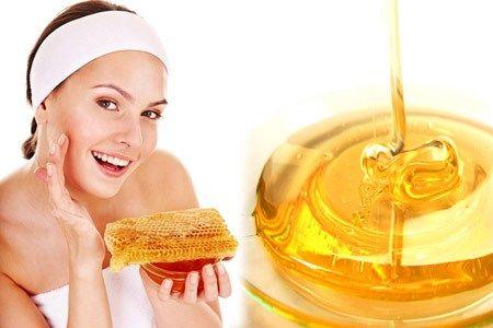 Mặt nạ dưỡng da từ mật ong
