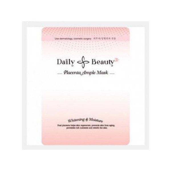 Mặt nạ nhau thai cừu Daily beauty Placenta Ample mask