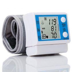 Máy đo huyết áp cổ tay Healthy Life