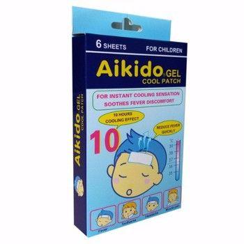 Miếng dán hạ sốt Aikido