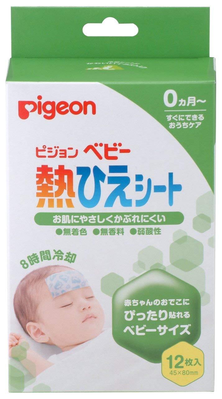 Miếng dán hạ sốt Pigeon