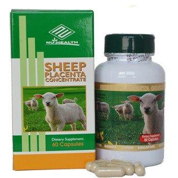 Nhau Thai Cừu Sheep Placenta Concentrate
