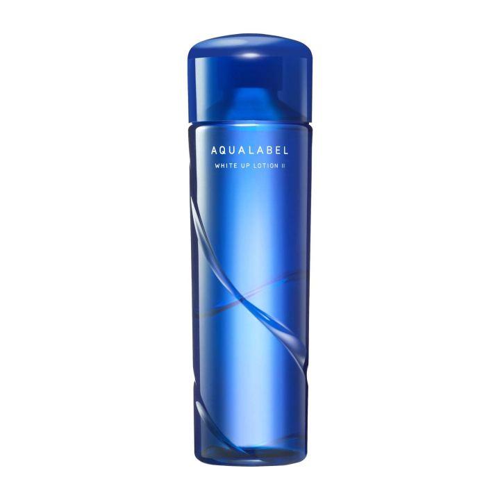 Nước hoa hồng Aqualabel màu xanh