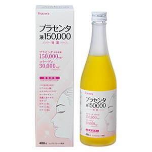 Nước uống dưỡng da Fracora Placenta Nhật Rất tốt cho các mạch máu, tuần hoàn khí huyết, tinh thần thoải mái, dễ chịu , không gây nóng, không xuất hiện tình trạng chảy xệ, tăng cướng sức đề kháng cho người sử dụng