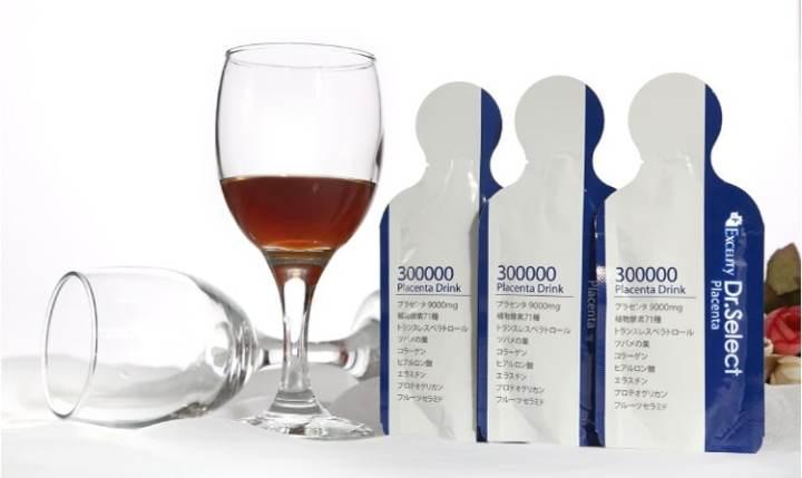 nước uống Nhau thai dr.select nhật bản bí quyết chăm sóc sức khỏe và làn da trong cuộc sống hiện đại