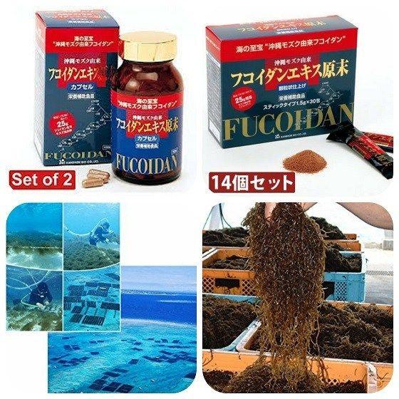 Okinawa Fucoidan Kanehide Bio Thúc đẩy quá trình tự chết của các tế bào ung thư