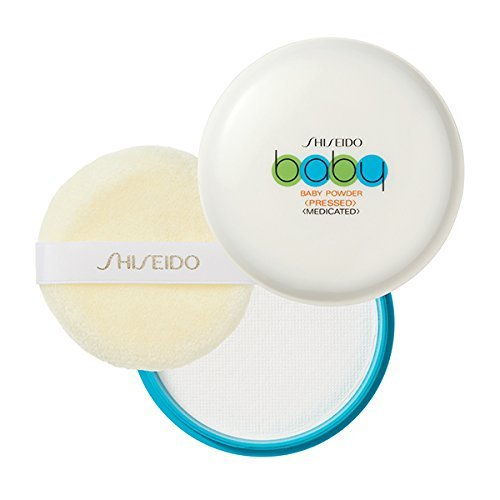 Phấn phủ Shiseido Baby