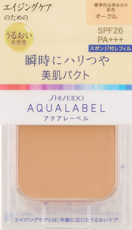 Phấn shiseido Aqualabel