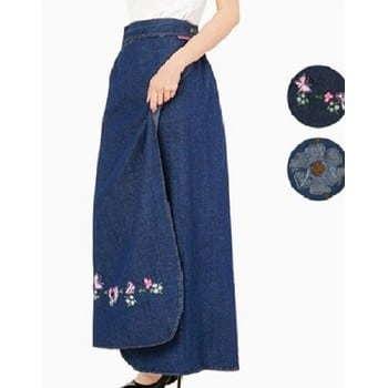 Quần chống nắng vải jeans cao cấp