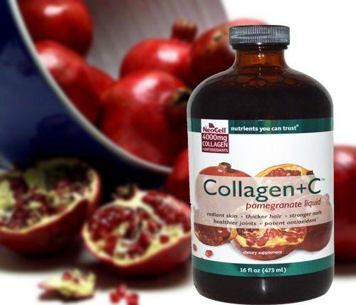 Collagen lựu Neocell của Mỹ có tốt không?