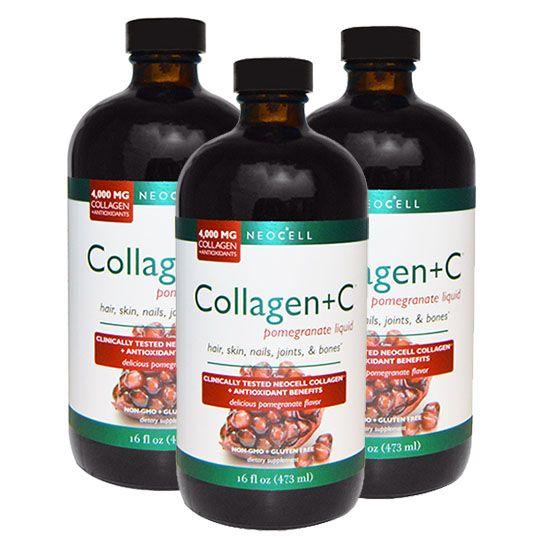 Review – Collagen lựu Neocell của Mỹ có tốt không?