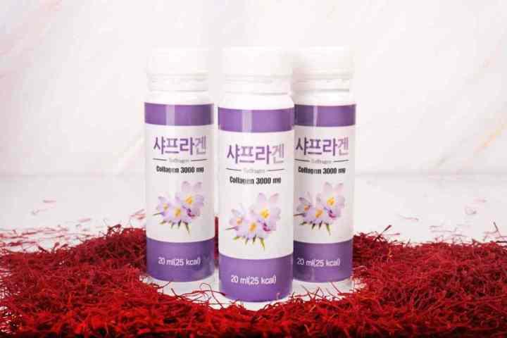 Review Collagen saffron sự kết hợp hoàn hảo
