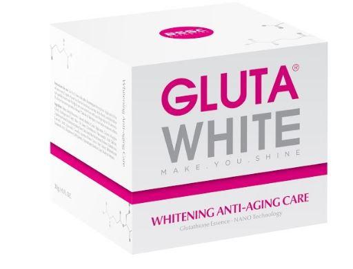 Kem dưỡng da trắng da chống lão hóa Gluta White ban đêm