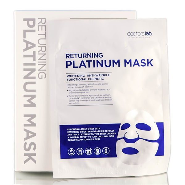 Review – Mặt nạ returning platinum mask
