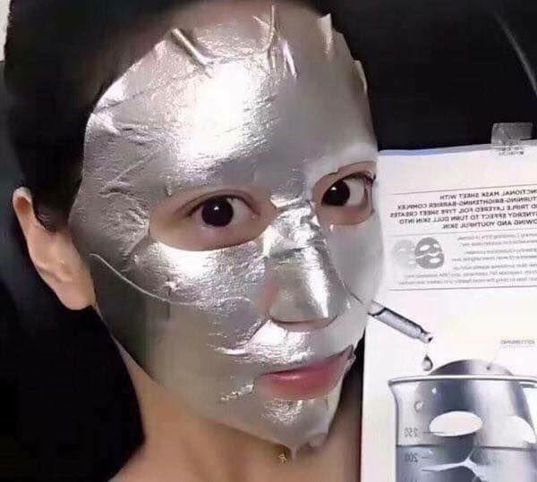 Mặt nạ returning platinum mask