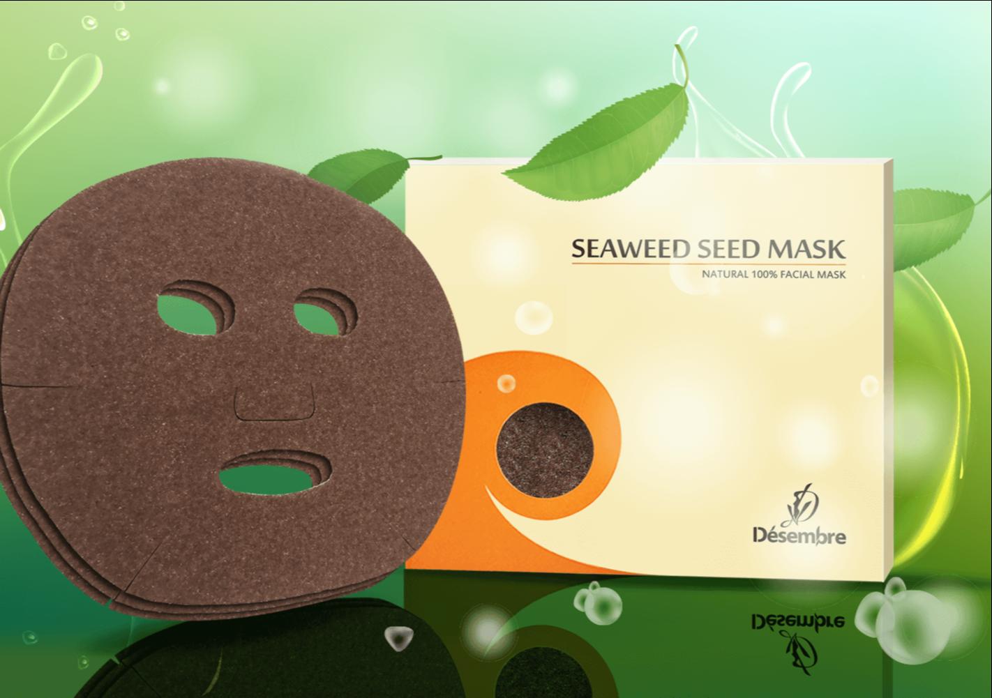 Thành phần của Mặt nạ tảo biển SEAWEED SEED MASK