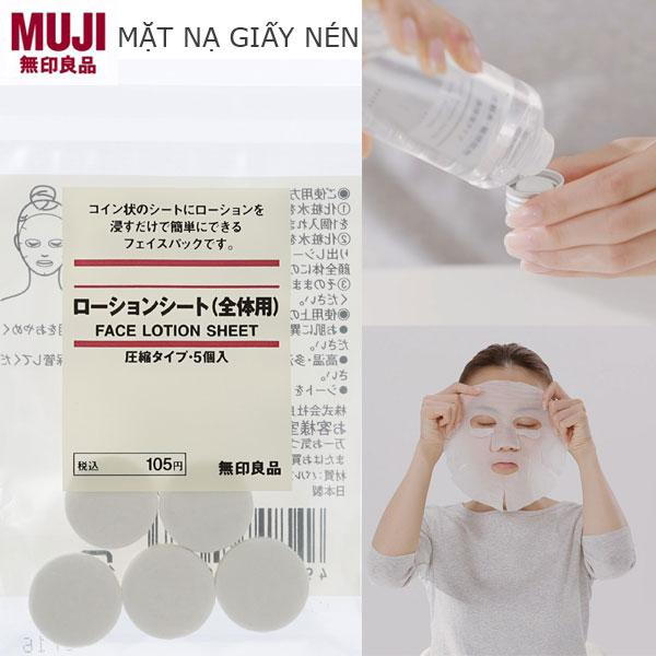 viên nén Muji
