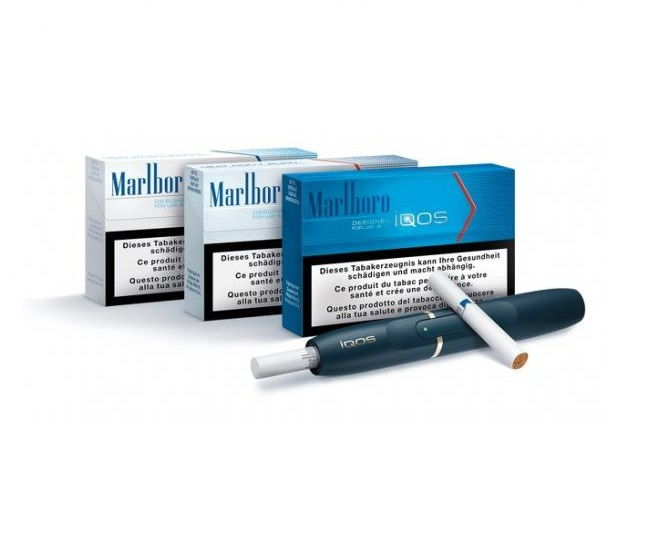 Máy hút thuốc lá điện tử IQOS 3.0 có giá bán bao nhiêu?