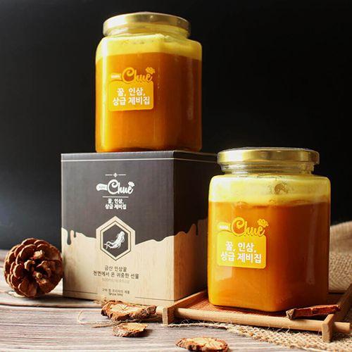 Tên sản phẩm: sâm nghệ mật ong hàn quốc ma ma chuê