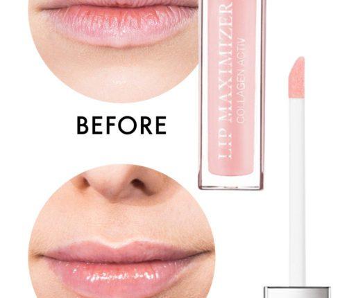 Son dưỡng Dior Addict Lip Maximizer màu cam