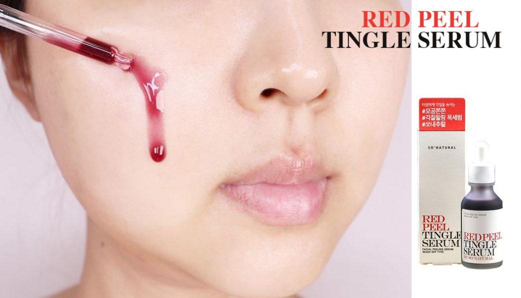 Peel Tingle