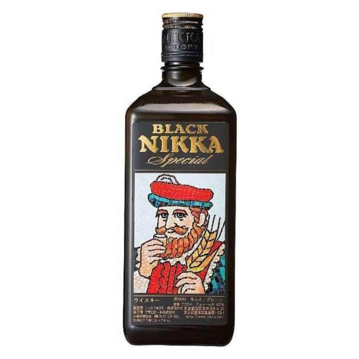 Rượu Black Nikka