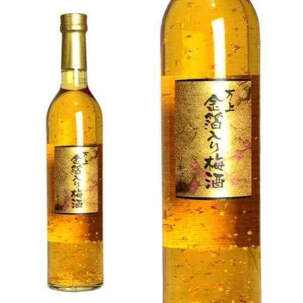 Rượu mơ vảy vàng