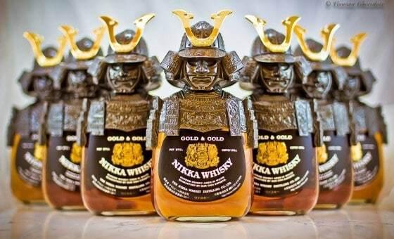 Rượu Nikka Samurai