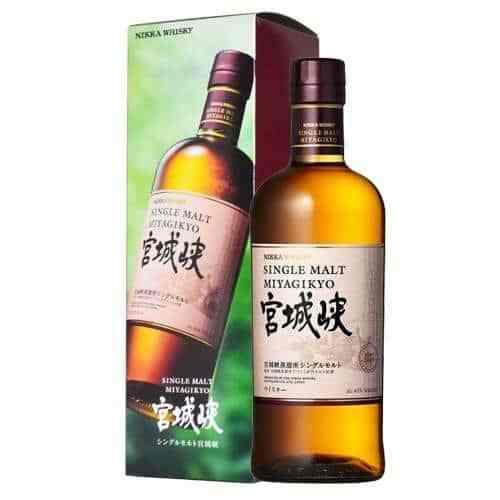 Rượu Nikka Single Malt Miyagikyo