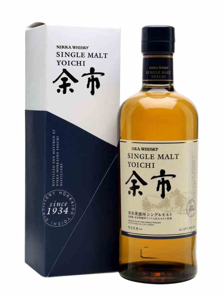 Rượu Nikka Single Malt Yoichi