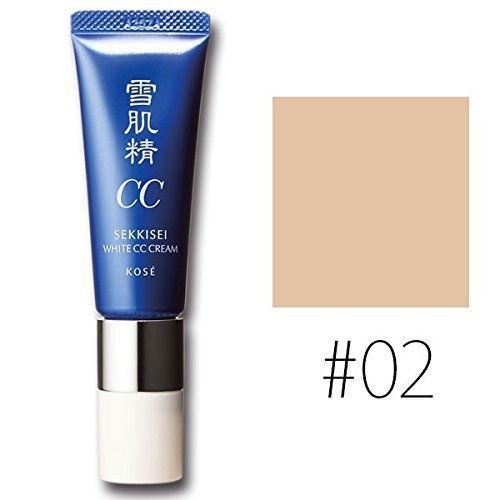 Sekkisei White CC Cream SPF50+/PA++++