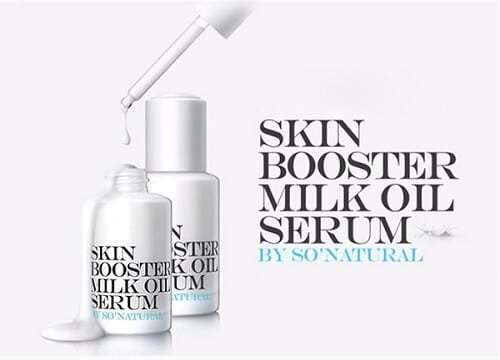 Serum trắng da Skin Booster Milk Oil