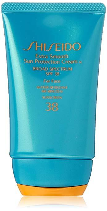 Shiseido Extra Smooth Sun Protection Cream SPF 38