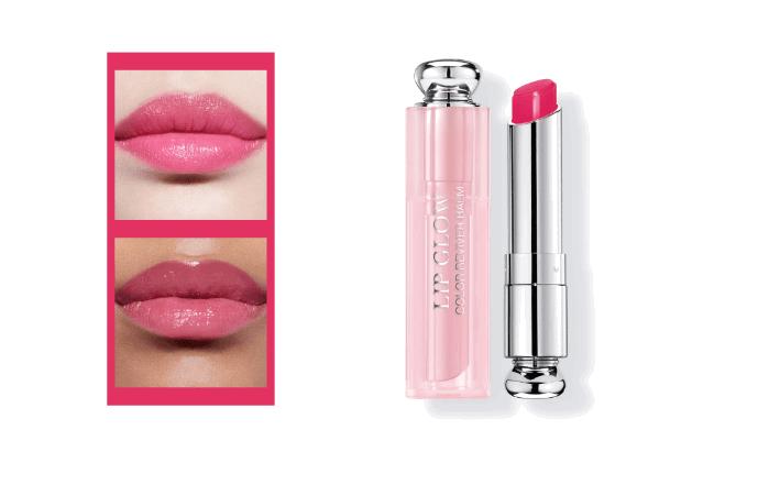 Son dưỡng Dior- Dior Addict Lip 007 Raspberry chắc chắn sau khi lên màu bạn sẽ phải ngỡ ngàng trước màu sắc tươi tắn, rạng rỡ