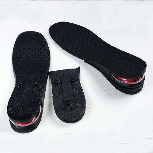 Sử dụng sản phẩm miếng lót giày hỗ trợ chiều cao