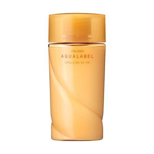 Sữa dưỡng da Shiseido Aqualabel Emulsion EX màu vàng